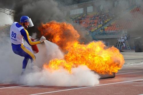 Пожарно-прикладной спорт